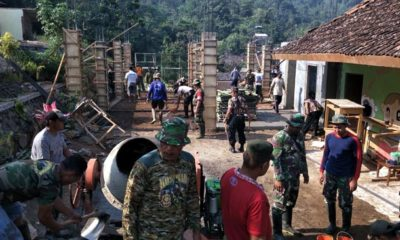 TMMD, Wahana Perkokoh Sinergitas TNI - Polri –Pemda