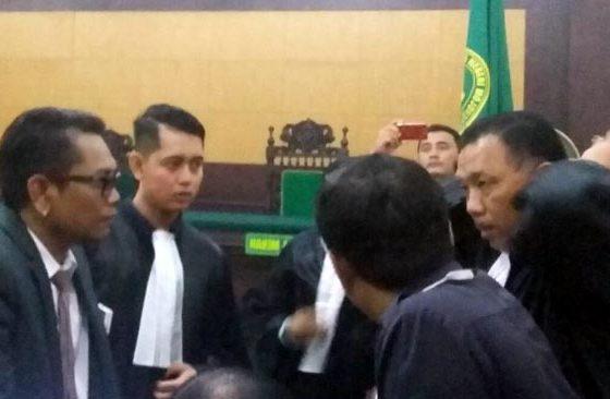 Tim Kuasa Hukum Kades Nono Nilai Putusan Majelis Hakim Ada Yang Salah