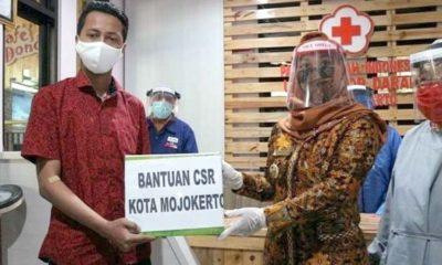 Walikota Mojokerto Apresiasi Pendonor Darah
